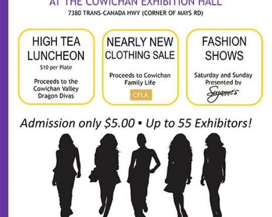 Cowichan Valley Women's Expo