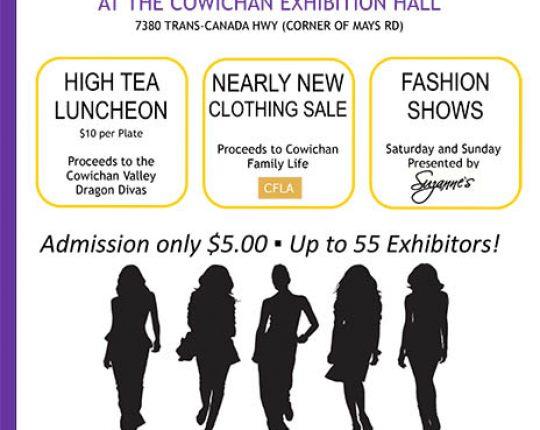 Cowichan Valley Women's Expo